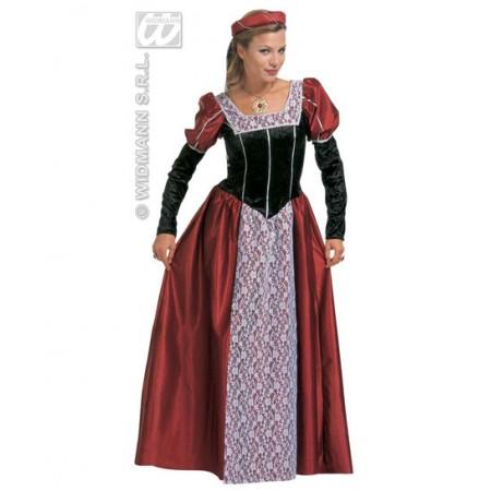 Disfraces dama medieval. Ferias medievales