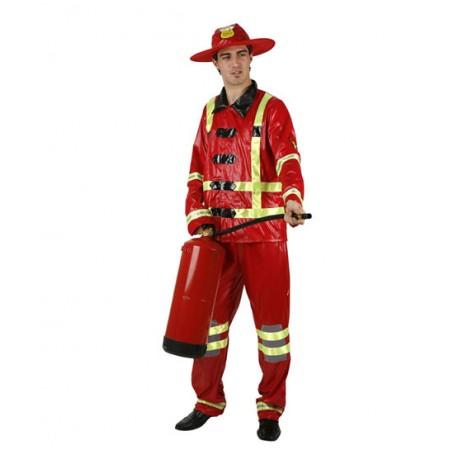 Disfraces de bombero tienda de disfraces