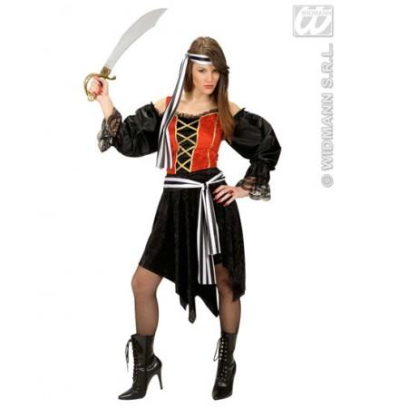 Disfraz de Bucanera pirata