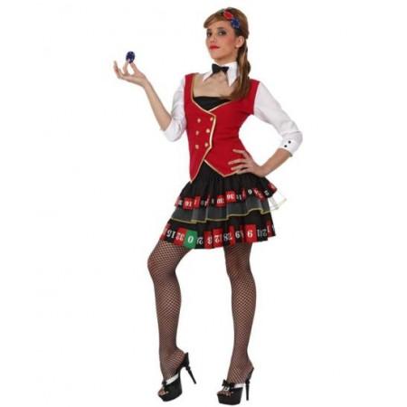 Disfraz de Chica Ruleta, disfracessimon.com