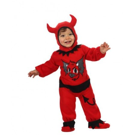 Disfraz de Demonio para bebe. www.disfracessimon.com