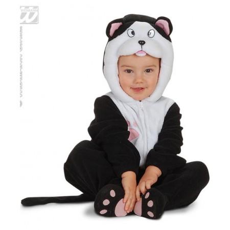 Disfraz de Gato para bebe. www.disfracessimon.com