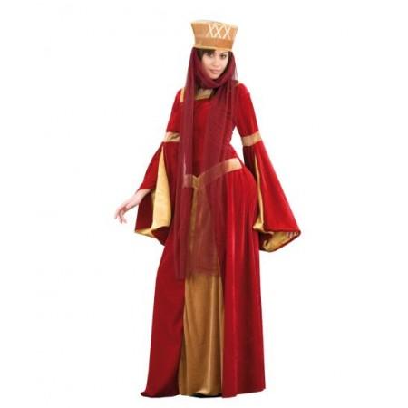 Disfraz de Lady Ginevra