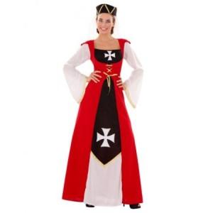 Disfraz de Marquesa de Malta, disfracessimon.com
