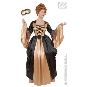 Disfraz de Mujer Constanze. disfracessimon.com