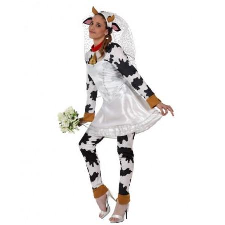 Disfraz de Vaca casadera
