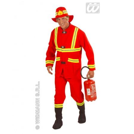 Disfraz de bombero disfracessimon.com