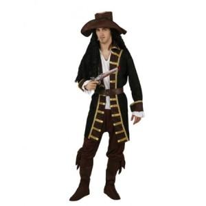 Disfraz de capitan pirata, disfracessimo.com