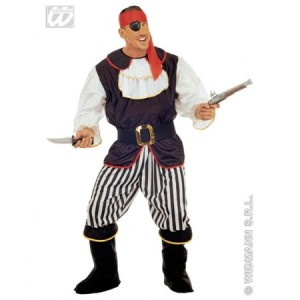 Disfraz de hombre pirata, disfracessimon.com