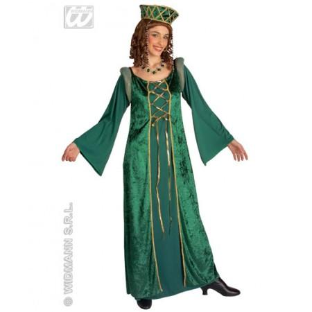Disfraz de la dama Leonora