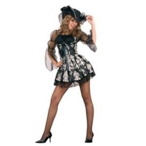 Disfraz de lady pirata, disfracessimon.com