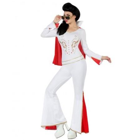 Disfraz de mujer de Elvis