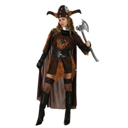 Disfraz de mujer vikinga de disfracessimon.com