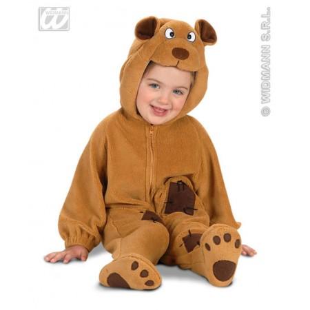 Disfraz de oso para bebe. www.disfracessimon.com