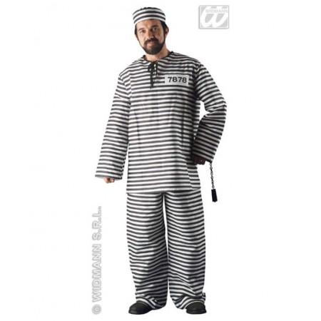 Disfraz de preso www.disfracessimon.com