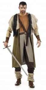 Disfraz de bárbaro vikingo hombre