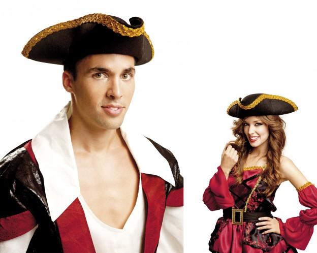 Complementos para disfraces de pirata