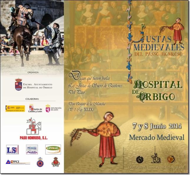 Programa Fiestas medievales